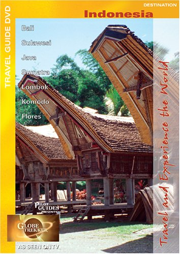Globe Trekker - Indonesia (Double DVD)