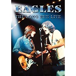 Eagles The Long Run Live