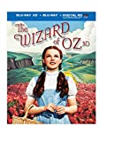 Wizard of Oz: 75th Anniversary (3D/BD/UV) [Blu-ray]