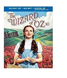 Wizard of Oz: 75th Anniversary (3D/BD/UV) [Blu-ray]