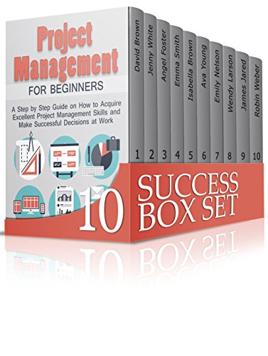 Success Box Set Learn How to Be Successful in Every Area of Your Life Book Bundles Bundle Box Management Books