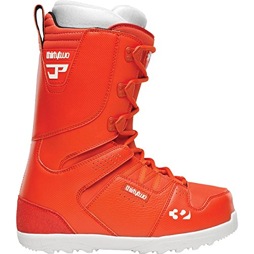 thirtytwo Men's JP Walker Light Snowboard Boot,Red,9.5 D US