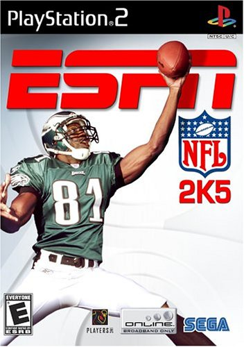ESPN NFL 2K5 - PlayStation 2 (Limited)