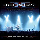Live All Over the Place ~ King's X