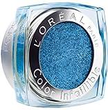 L'Oreal Color Infallible Eyeshadow - Blue Curacao - 018