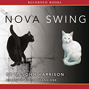Nova Swing Audiobook