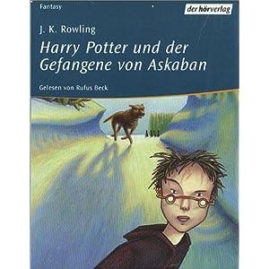 eBook Cover für  Harry Potter Cassetten Sonderausgabe Tl 3 Harry Potter und der Gefangene von Askaban 9 Cassetten