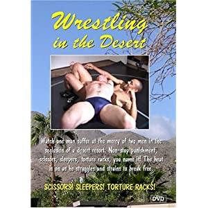 WRESTLING in the Desert movie