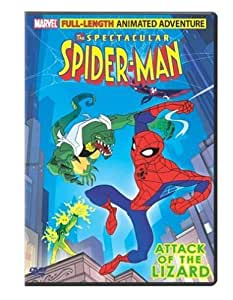 Spectacular Spider-Man: Attack of the Lizard (Bilingual)