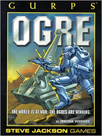 GURPS Ogre (GURPS: Generic Universal Role Playing System)