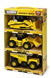 Tonka Toughest Minis 3 Pack Construction