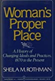 img - for Woman's Proper Place book / textbook / text book