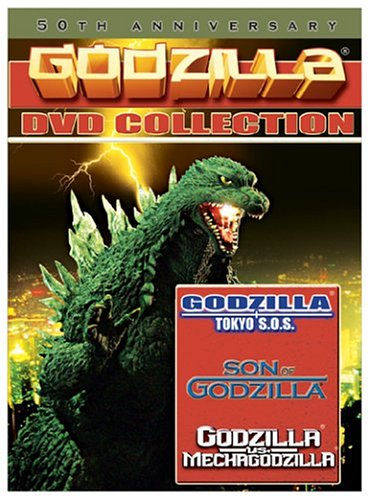 Godzilla Boxed Set (Godzilla: Tokyo SOS / Godzilla vs ...