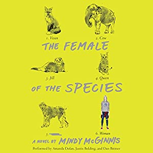 The Female of the Species Hörbuch