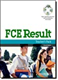 FCE Result Teachers Book and DVD Pack (Result Super-Series) (0194800377) by Baker, David