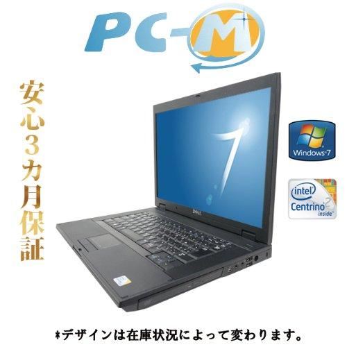 【Office2013搭載】DELL E5500 /爆速Core 2 Duo 2.26GHz/4GB/160GB/win7 64Bit/DVDドライブ/大画面15.4インチ/インテル WiFi Link 5100
