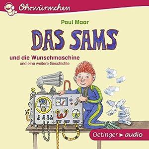 Das Sams und die Wunschmaschine und eine weitere Geschichte Audiobook