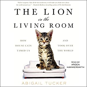 The Lion in the Living Room Audiobook