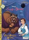 Feel Better, Beast! with Sticker (0307152677) by Walt Disney Productions