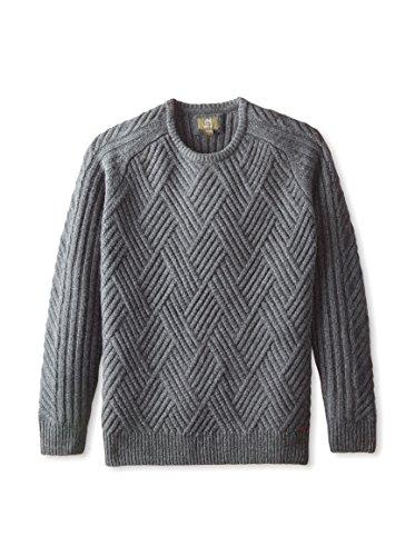 Timberland -  Maglione  - Uomo grigio Small