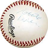 Roberto Duran Autographed Baseball - Autographed Baseballs