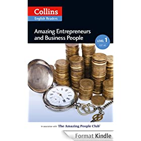 Amazing Entrepreneurs & Business People: A2 (Collins Amazing People ELT Readers)