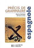 echange, troc Gerboin-P - Precis de grammaire espagnole