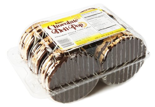 Kim's Chocolate Dipped Deli Pop (6 Cases, 18 Pieces/Case) (Pop Rice compare prices)
