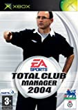 Cheapest Total Club Manager 2004 on Xbox