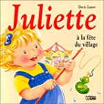 Juliette � la f�te du village