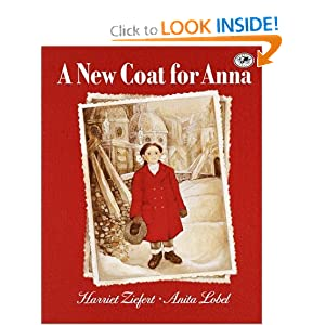 A New Coat for Anna (Dragonfly Books): Harriet Ziefert: 9780394898612: Amazon.com: Books