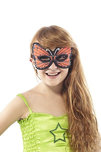 Orange Butterfly Mask by Magic Cabin??