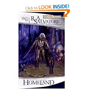 Homeland: The Dark Elf Trilogy