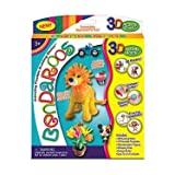 Bendaroos 3D Activity Kit- 500 Pcs