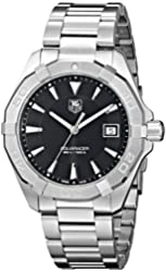 TAG Heuer Men's WAY1110.BA0910 300 Aquaracer Stainless Steel Watch