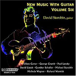 New Music with Guitar, Volume 6