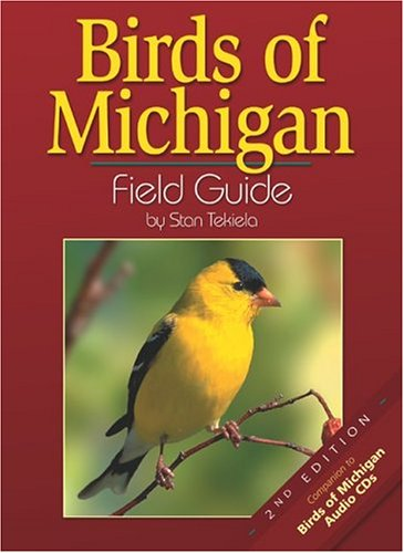 Birds of Michigan Field Guide, Second Edition