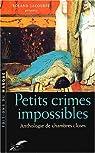 Petits crimes impossibles par Lacourbe