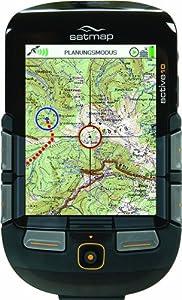 Satmap GPS System Active 10 PLUS & Deutschland Gesamt Karte 1:50000 & Alpenvereinskarte 1:25000