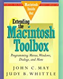 img - for Extending the Macintosh Toolbox: Programming Menus, Windows, Dialogs, and More (Macintosh Inside Out) book / textbook / text book
