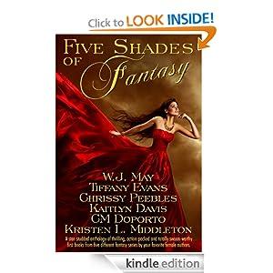 Kristen Middleton - Five Shades of Fantasy