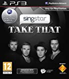 echange, troc Singstar: Take That (PS3) [import anglais]