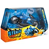 Asphalt Assault Batcycle Stealth Strike Batman Brave and the Bold Vehicle