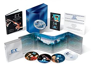"""E.T. the Extra-Terrestrial (Boxed Set, 3 Discs)"""
