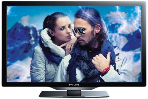 51JQVoF96%2BL Philips 22PFL4907 22 Inch 60Hz LED Lit TV (Black)