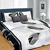 Cortina Cotton Double Bedsheet with 2 Pillow Cover (PDB-001-D)