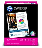 "HP Multipurpose Paper, 8 1/2"" x 11"", 20 lb., 96 Bright, 500 sheets/ream, (112000)"