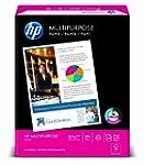 "HP Multipurpose Paper, 8 1/2"" x 11"",..."
