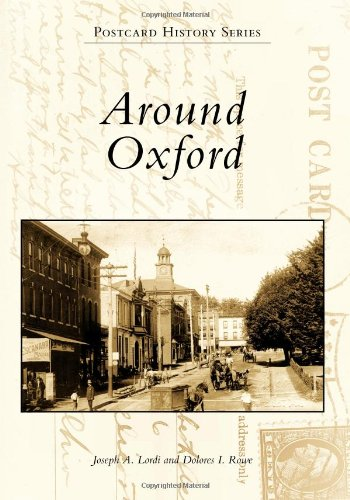 Around Oxford (Postcard History)