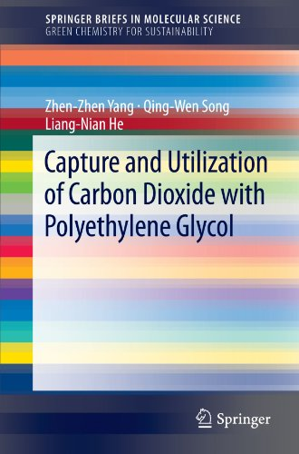 Capture and Utilization of Carbon Dioxide with Polyethylene Glycol (SpringerBriefs in Molecular Science: Green Chemistry